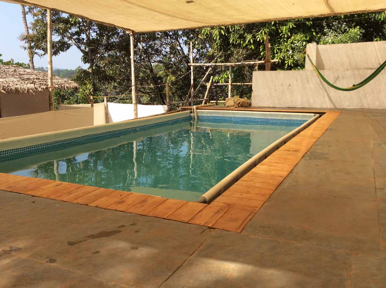 fluidsymmetry therapy pool building first pool build