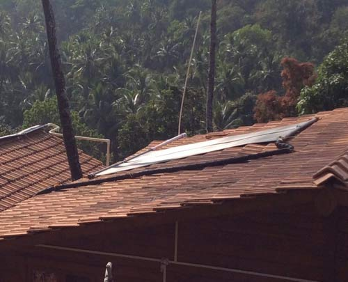 fluidsymmetry therapy pool building solar on roof